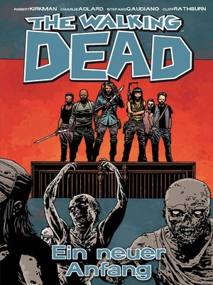 cover image of The Walking Dead 22