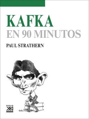 cover image of Kafka en 90 minutos