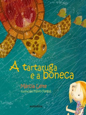cover image of A tartaruga e a boneca