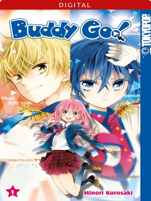 cover image of Buddy Go! 01