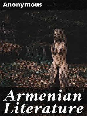 cover image of Armenian Literature