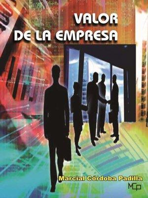 cover image of Valor de la Empresa