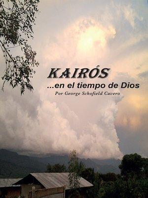 cover image of KAIRÓS... en el tiempo de Dios