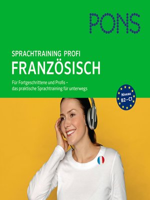 cover image of PONS mobil Sprachtraining Profi