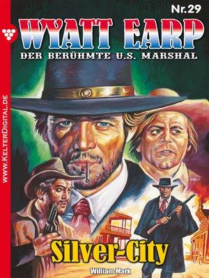 cover image of Wyatt Earp 29 – Western