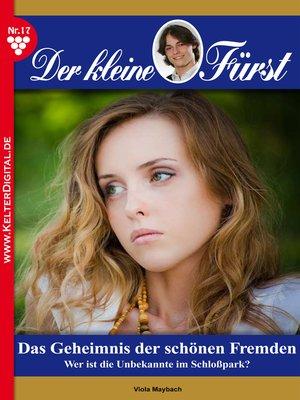 cover image of Der kleine Fürst 17--Adelsroman