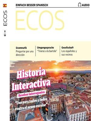 cover image of Spanisch lernen Audio--Interaktive Fortsetzungsgeschichte