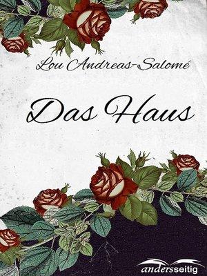 cover image of Das Haus