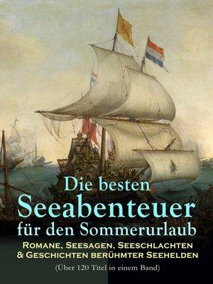 cover image of Die besten Seeabenteuer für den Sommerurlaub