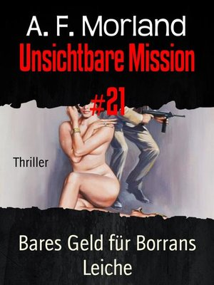 cover image of Unsichtbare Mission #21