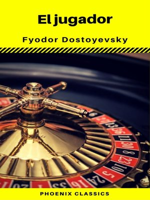 cover image of El jugador (Phoenix Classics)