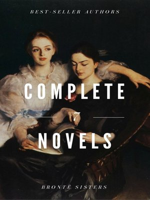 cover image of The Brontë Sisters Boxed Set