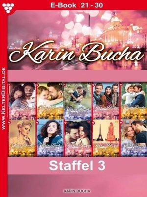 cover image of Karin Bucha Staffel 3 – Liebesroman