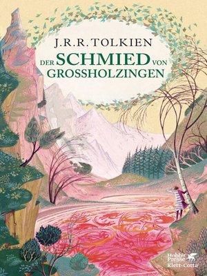 cover image of Der Schmied von Großholzingen