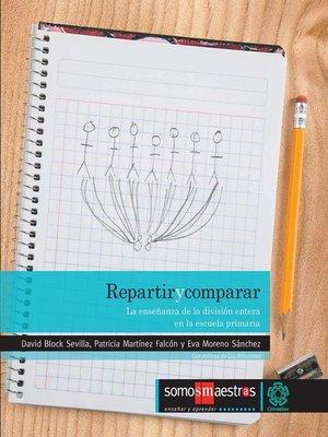 cover image of Repartir y comparar