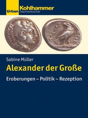 cover image of Alexander der Große