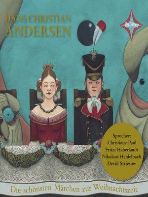 cover image of Hans Christian Andersen--Märchen