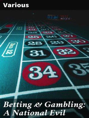 cover image of Betting & Gambling