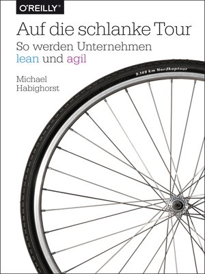 cover image of Auf die schlanke Tour