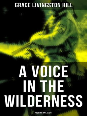 cover image of A Voice in the Wilderness (Western Classic)