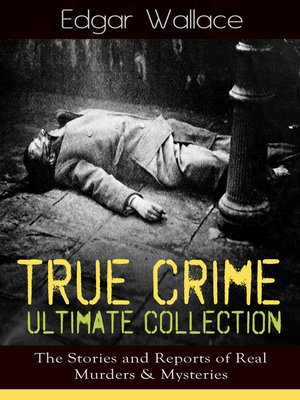 cover image of True Crime Ultimate Collection