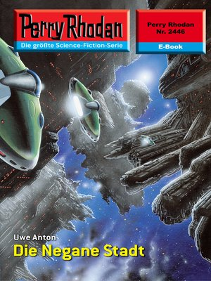 cover image of Perry Rhodan 2446