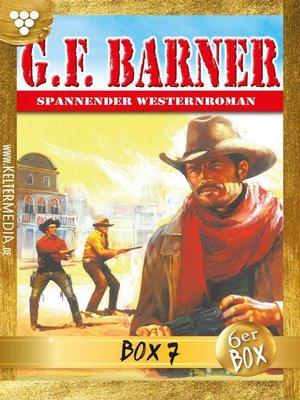 cover image of G.F. Barner Jubiläumsbox 7 – Western