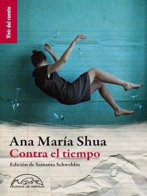 cover image of Contra el tiempo