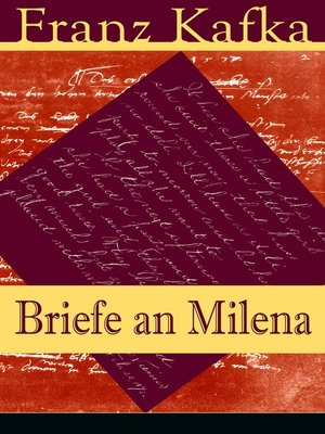 cover image of Briefe an Milena