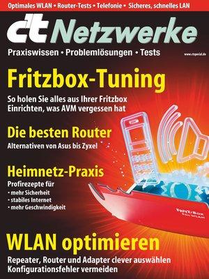 cover image of c't Netzwerke (2017)