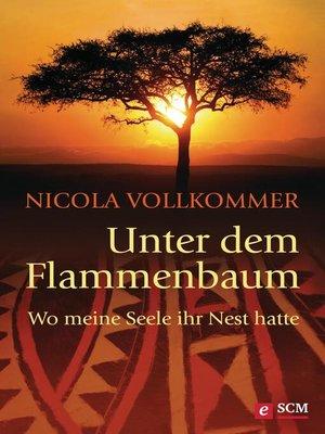 cover image of Unter dem Flammenbaum