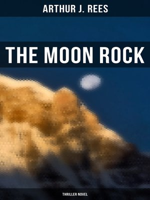 cover image of The Moon Rock (Thriller Novel)