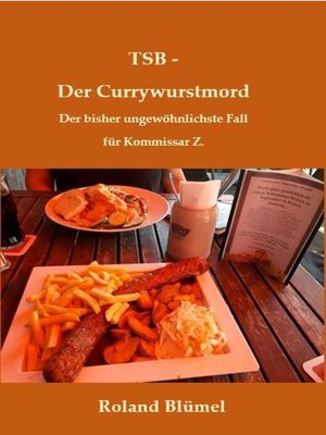 cover image of TSB--Der Currywurstmord