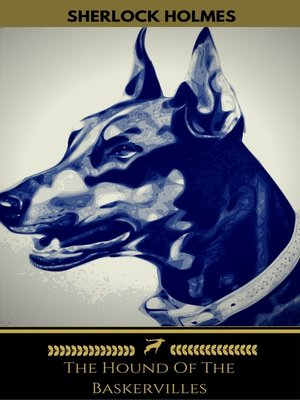 cover image of The Hound of the Baskervilles (Golden Deer Classics)