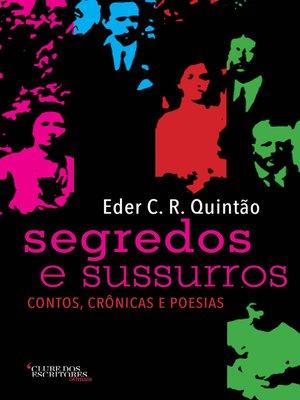 cover image of Segredos e sussurros