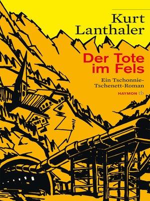 cover image of Der Tote im Fels