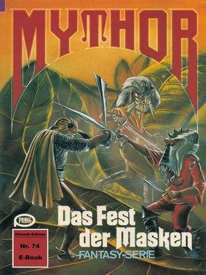 cover image of Mythor 74