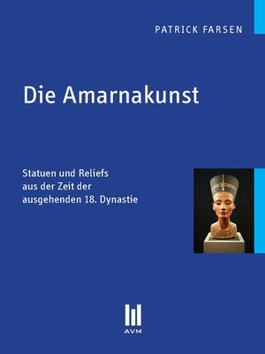 cover image of Die Amarnakunst