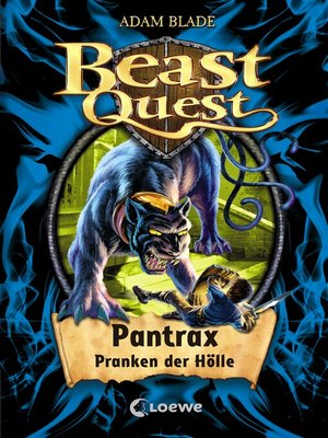 cover image of Beast Quest 24--Pantrax, Pranken der Hölle
