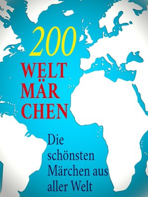 cover image of 200 Weltmärchen