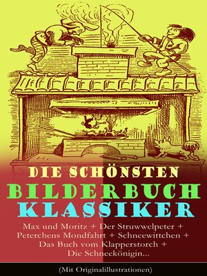 cover image of Die schönsten Bilderbuch Klassiker