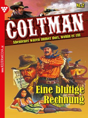 cover image of Coltman 2--Erotik Western