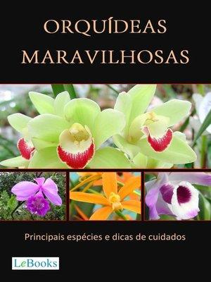 cover image of Orquídeas maravilhosas