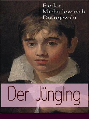 cover image of Der Jüngling