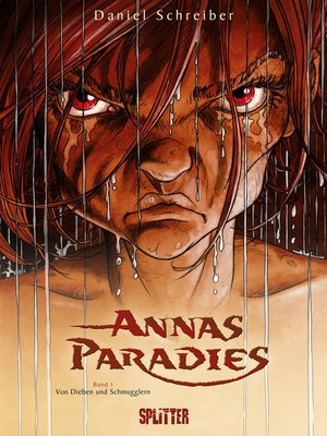 cover image of Annas Paradies. Band 1