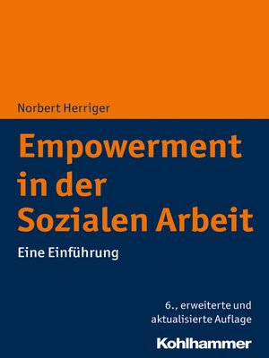 cover image of Empowerment in der Sozialen Arbeit