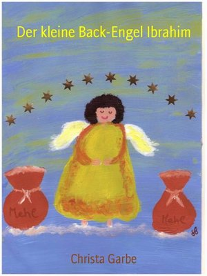 cover image of Der kleine Back-Engel Ibrahim