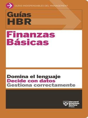 cover image of Finanzas Básicas