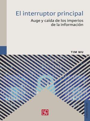 cover image of El interruptor principal