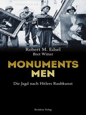 cover image of Monuments Men